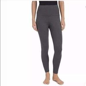 Lysse S High Rise Shaping Ankle Legging Solid Gray